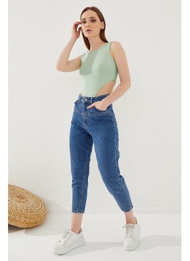 Reyon Bluz Yeşil